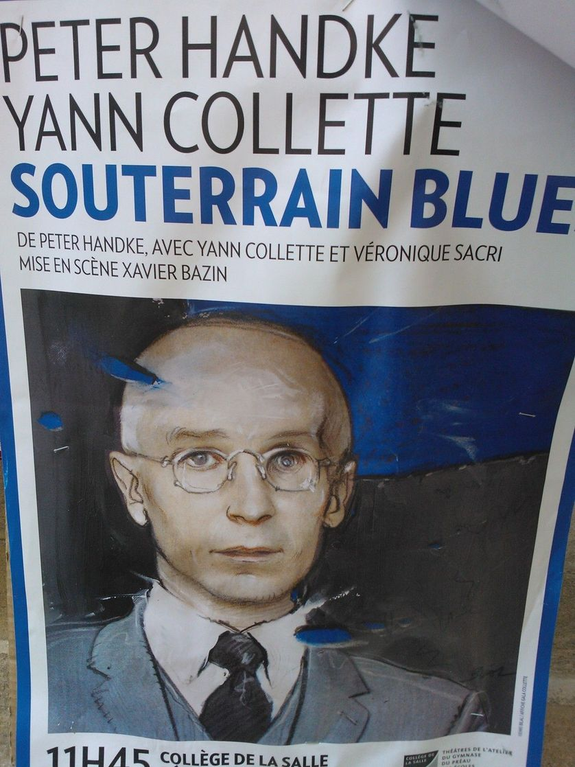 Affiche Yann Collette