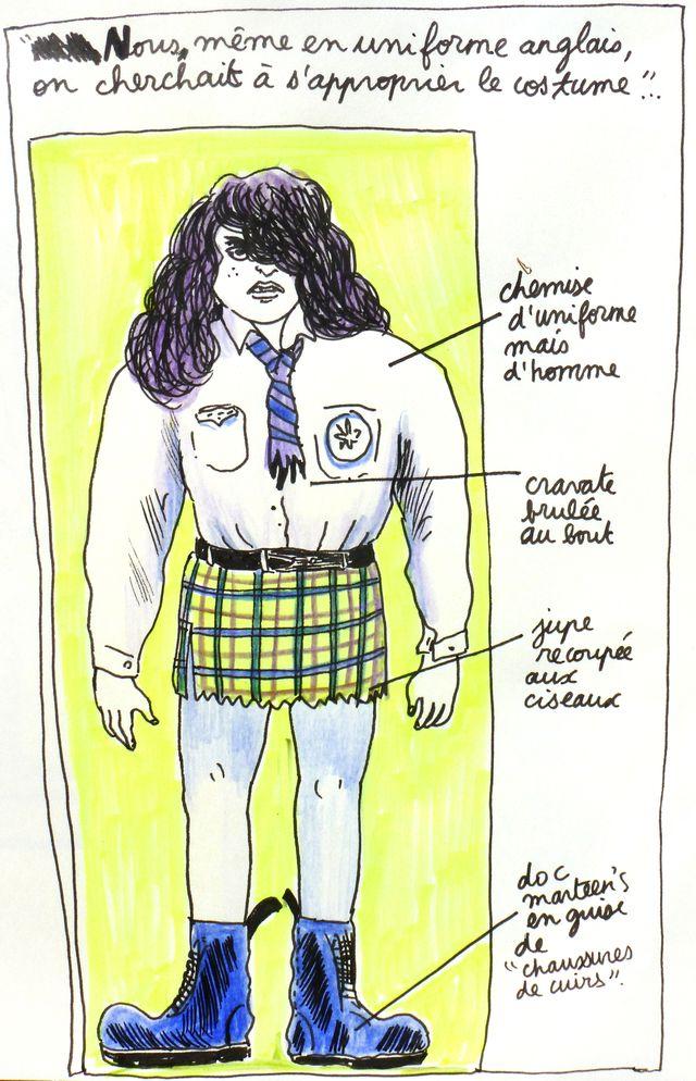 S'habiller pour se construire - L'uniforme anglais