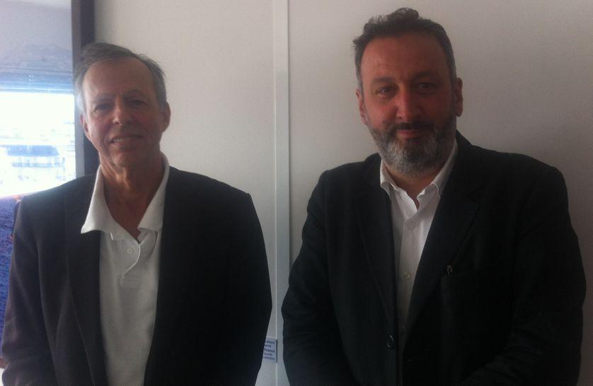 Bernard Maris et Sylvain Bourmeau