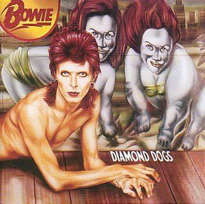 Diamond Dogs, Pochette du disque de David Bowie