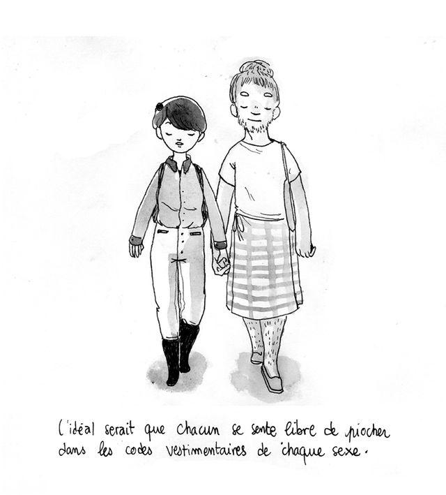 Lucie Bryon - Se travestir #3