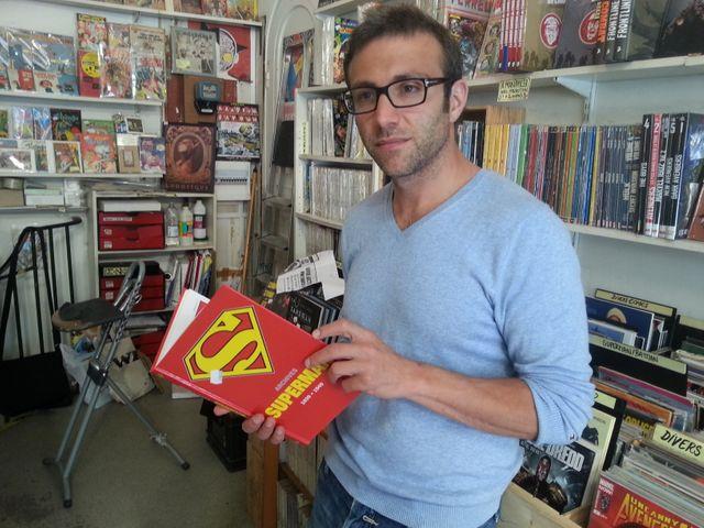 Stéphane Baugendre, directeur artistique du festival d'Angoulême