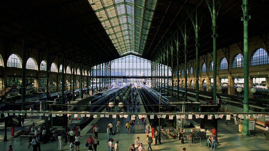 Clone of gare du nord paris