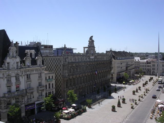Hôtel de ville de Valenciennes