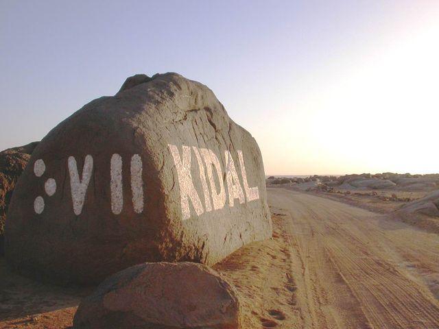 Kidal- Mali