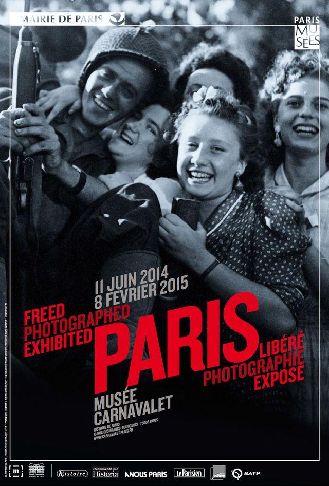 Expo libération de Paris