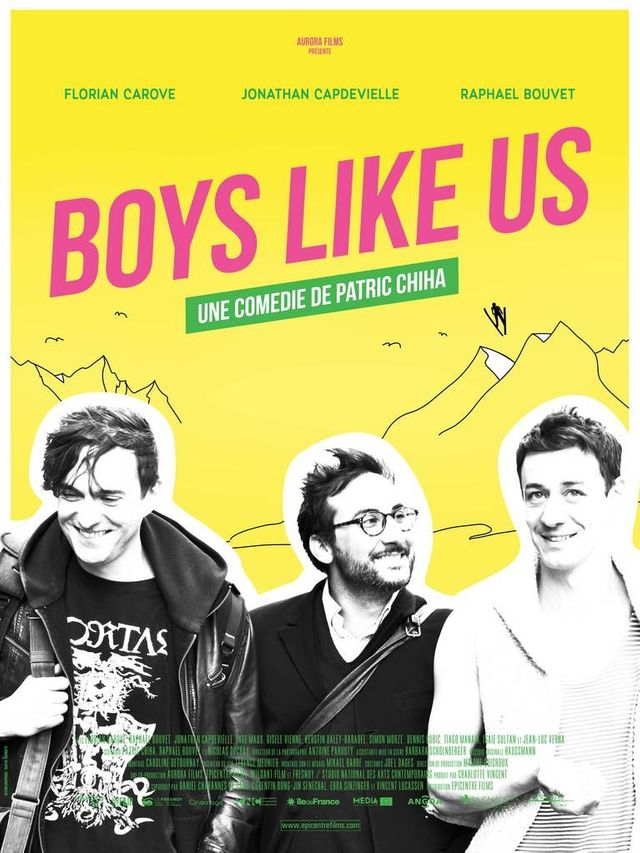 Boys like us
