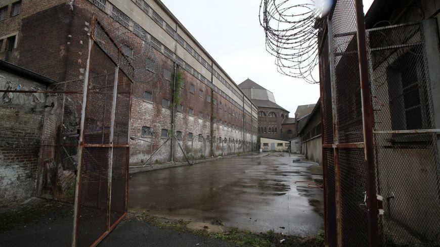 La prison de Loos, aujourd'hui à l'abandon.
