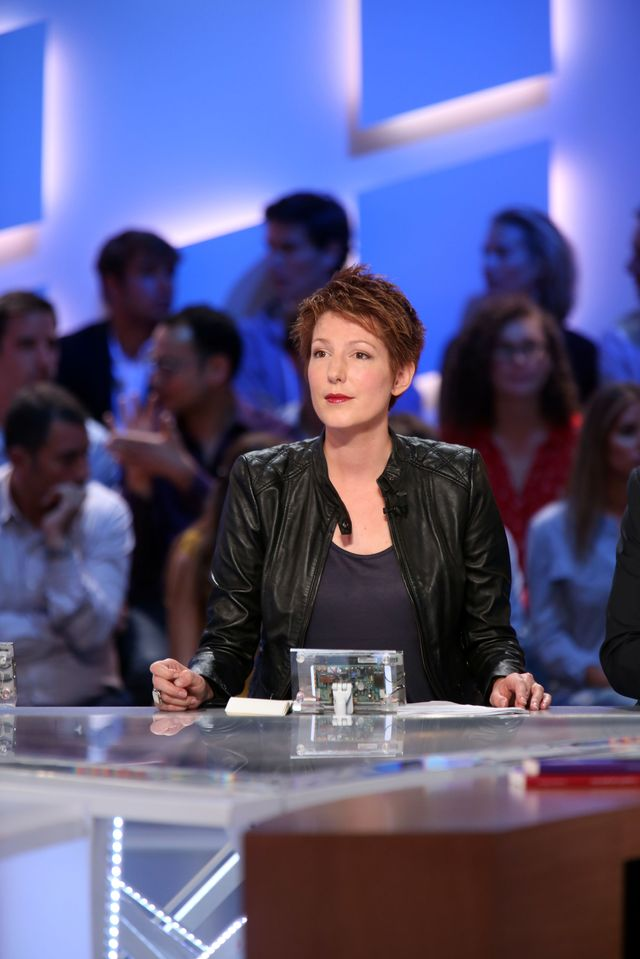 Natacha Polony au Grand Journal