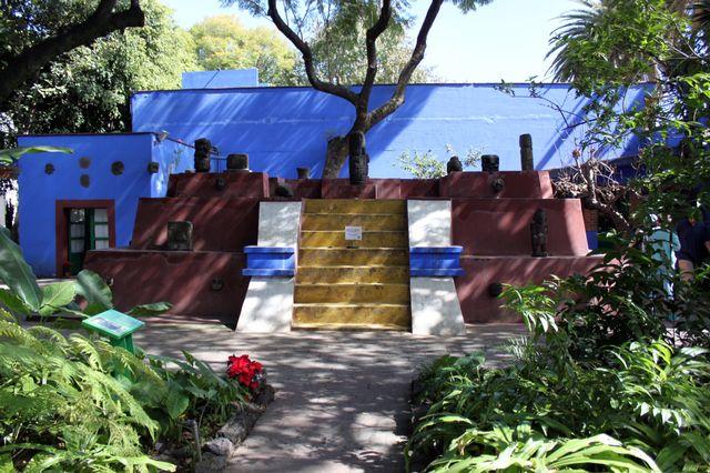 maison de Frida Kahlo