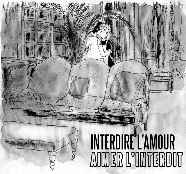 Lucie Bryon - Amour interdit #1