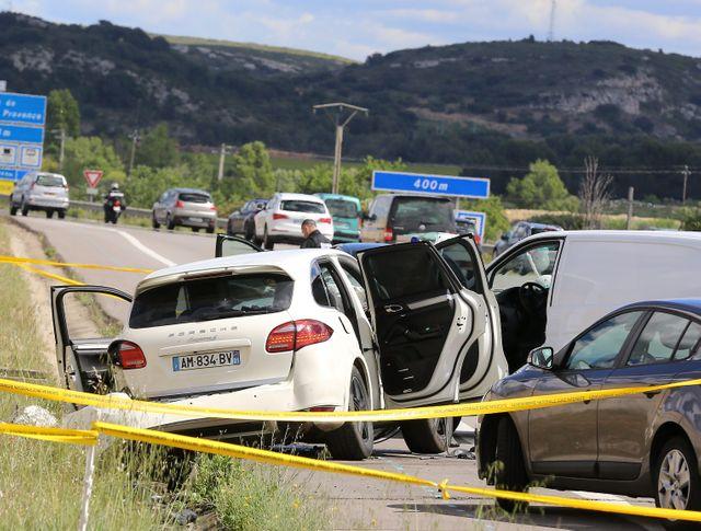 Le conducteur d'un go-fast tué par balle sur l'A7 après une course-poursuite avec des douaniers vers Lançon-de-Provence