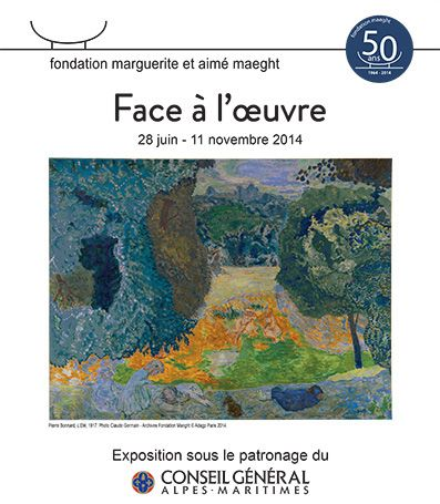 Fondation Maeght-exposition St Paul de Vence