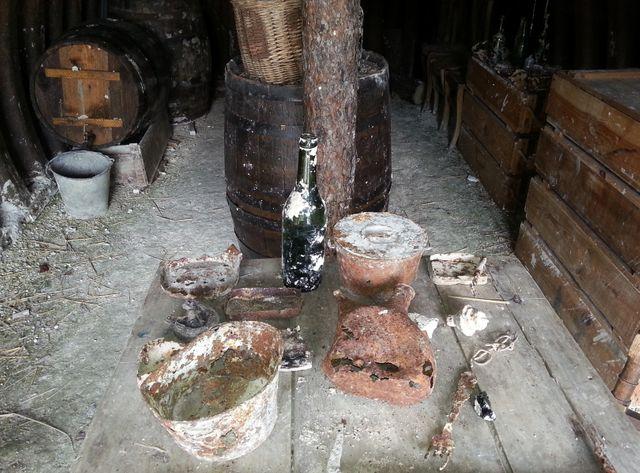 vestiges retrouvés à Massiges