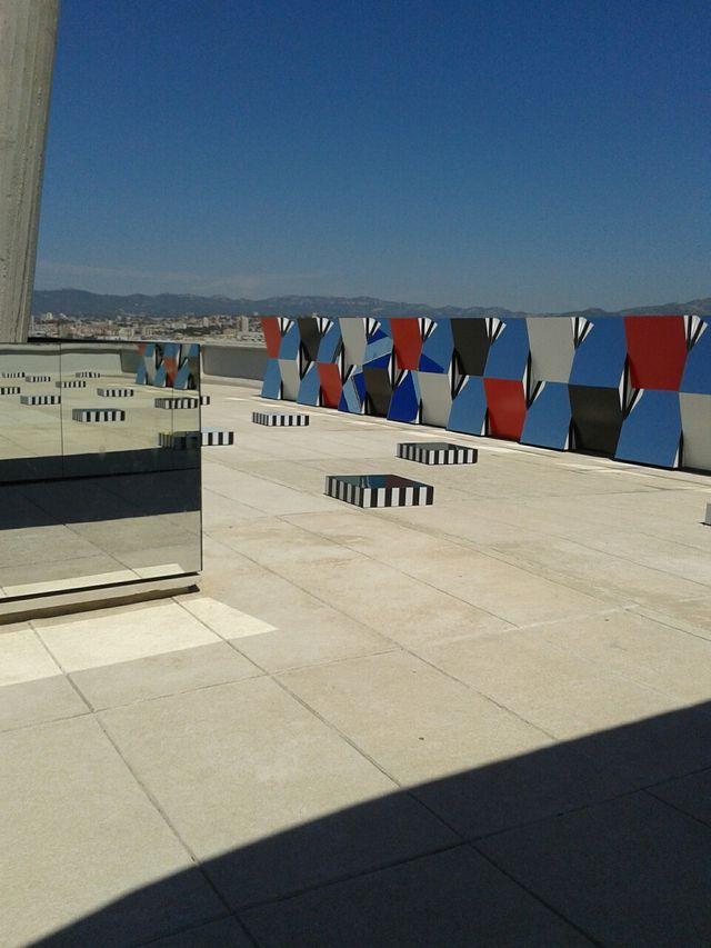 La Cité radieuse à Marseille