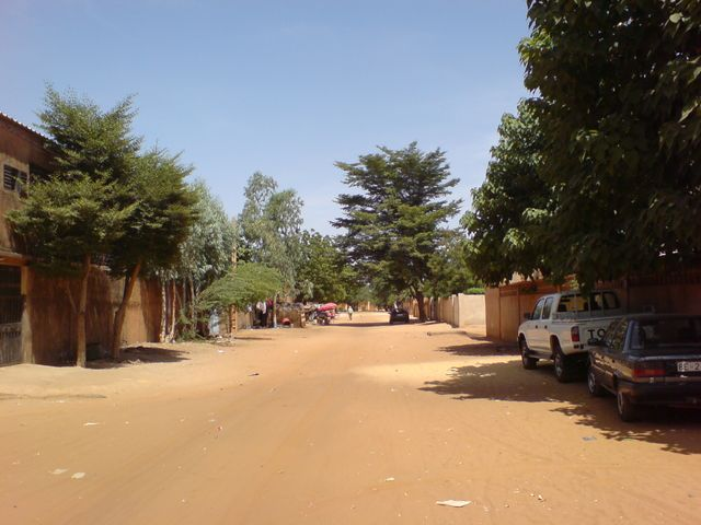Niger, Niamey paysage