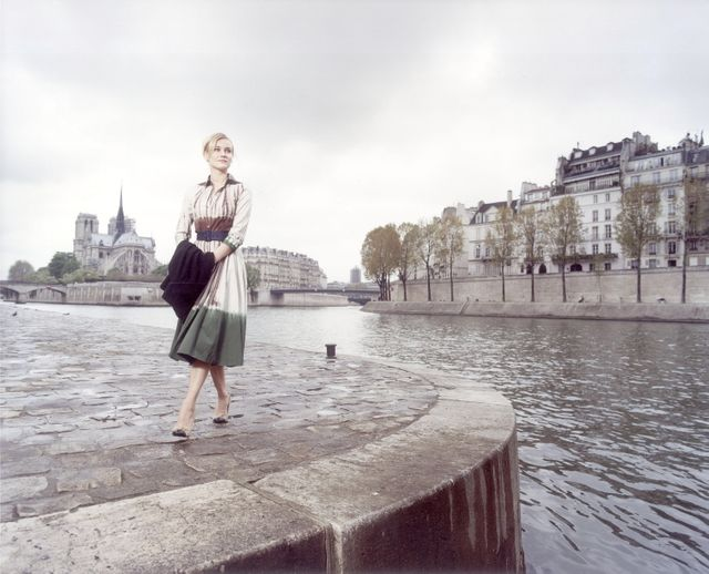 Les Stars et la Seine - Diane Kruger