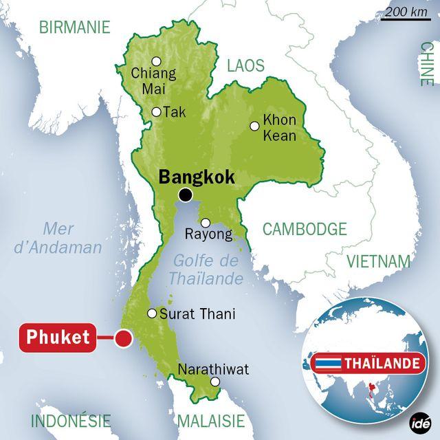 Phuket infographie
