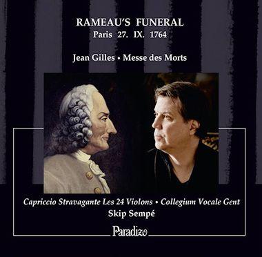 Skip Sempé-Requiem de Jean Gilles - label Paradizo