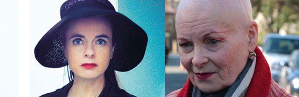 Amelie Nothomb - Vivienne Westwood
