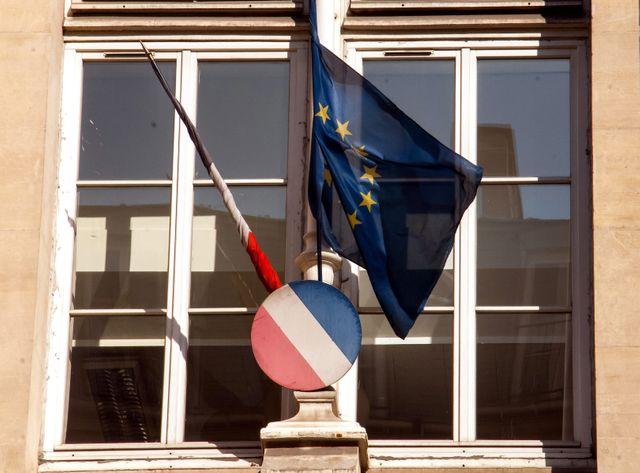 La croissance est en berne en France.