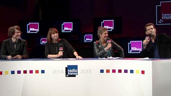 La grille des programmes 2014-2015 de France Musique
