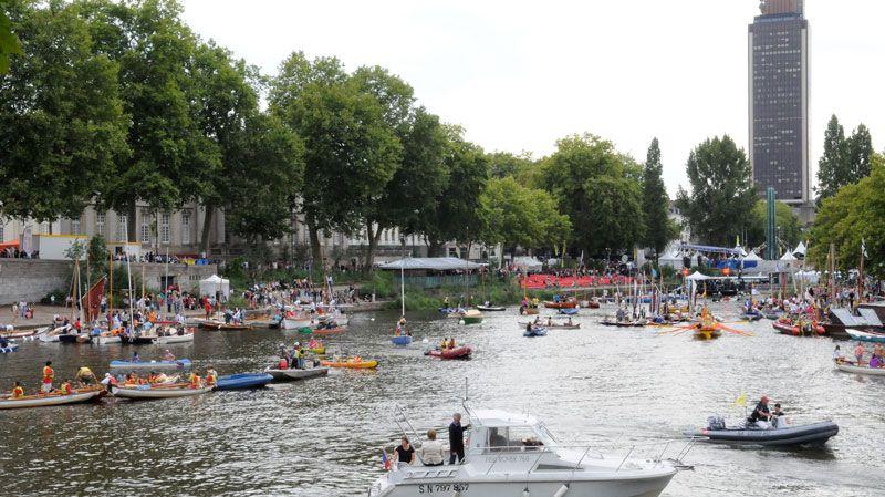 Aviron, canoe...aux rendez-vous de l'Erdre