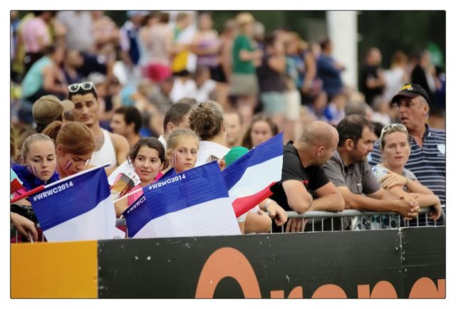 rugby féminin supporters