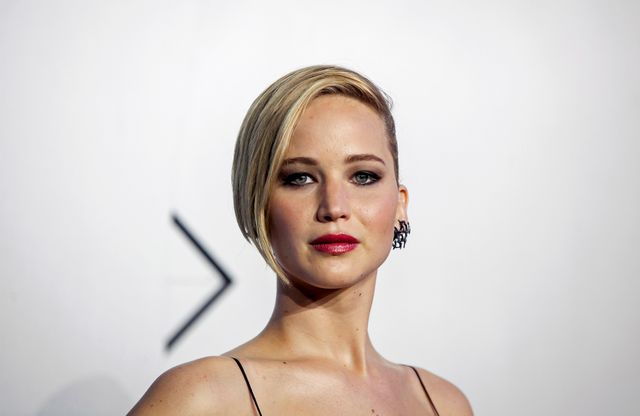 Jennifer Lawrence, victime d'un vols de photos dénudées