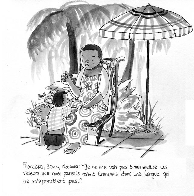 Lucie Bryon - Frotter sa langue #3