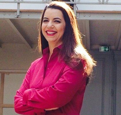 Amel Karboul, ministre tunisienne du Tourisme