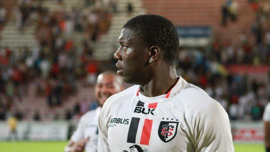Yacouba Camara, 3e ligne du Stade Toulousain.