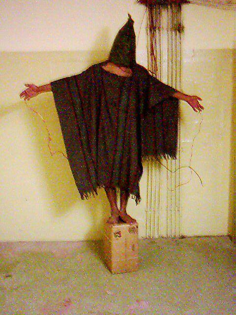 Torture Abou Ghraib