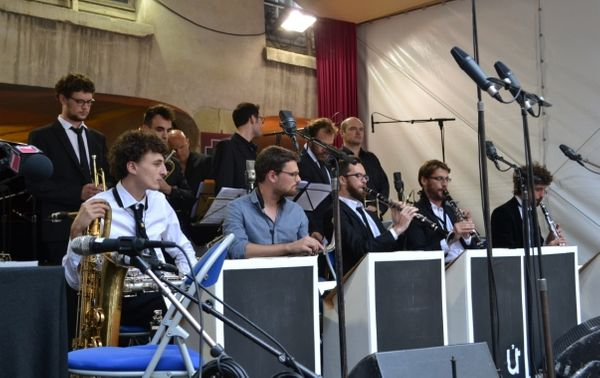Umlaut Big Band © Emmanuelle Lacaze