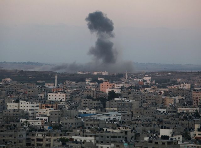 Les bombardements israéliens ont repris ce vendredi 8 août dans la bande de Gaza.