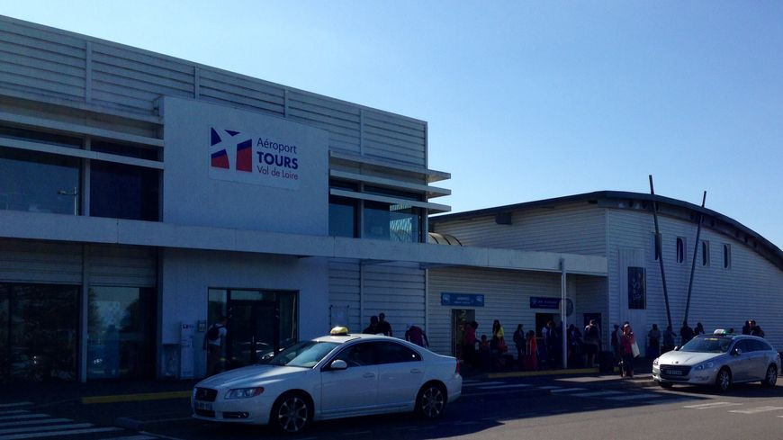 aéroport de Tours Val de Loire