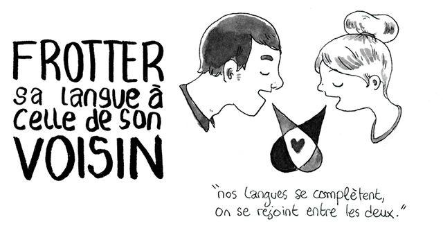 Lucie Bryon - Frotter sa langue #1