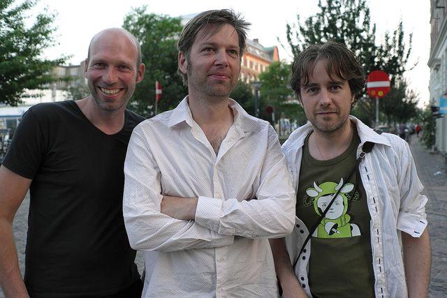 Das Kapital: Hasse Poulsen, Daniel Erdmann et Edward Perraud