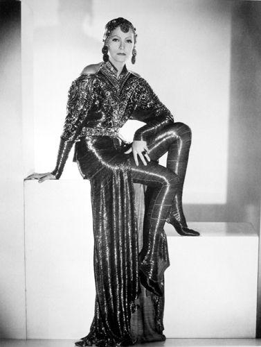 Greta Garbo dans Mata Hari (1931)
