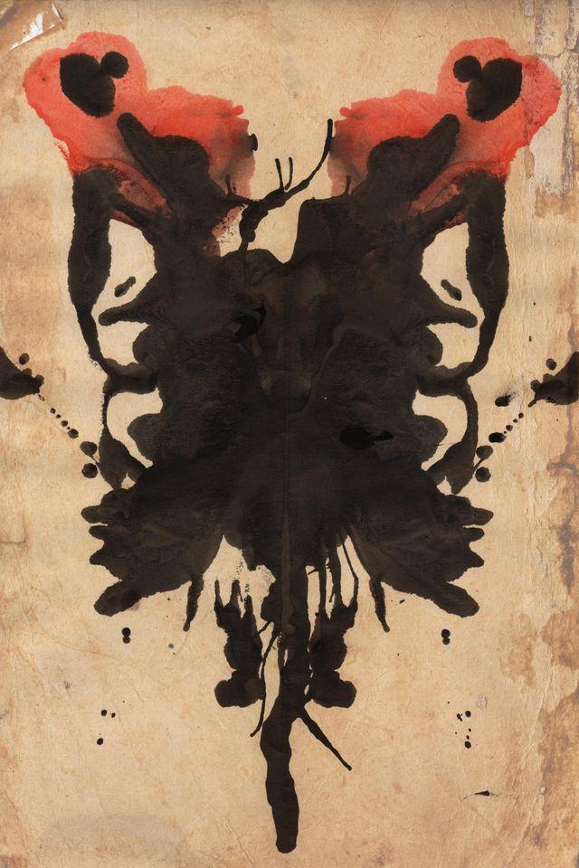 test de Rorschah de Michel Schneider