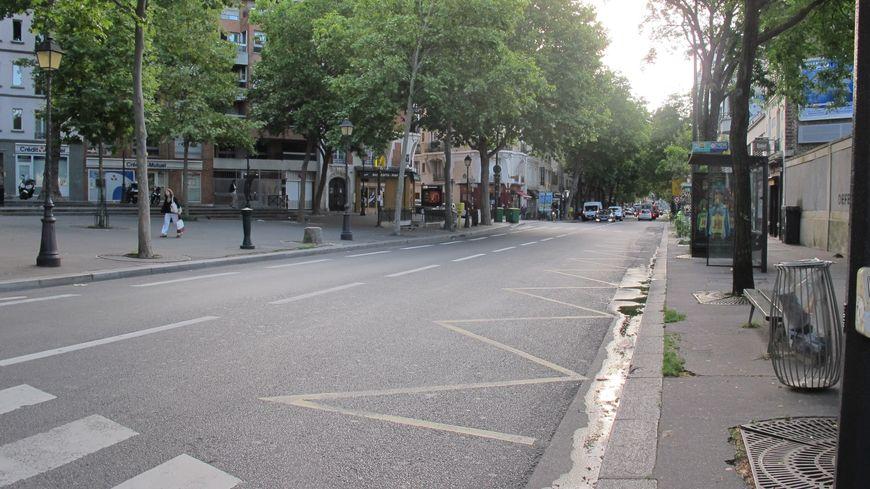 Paris une rue