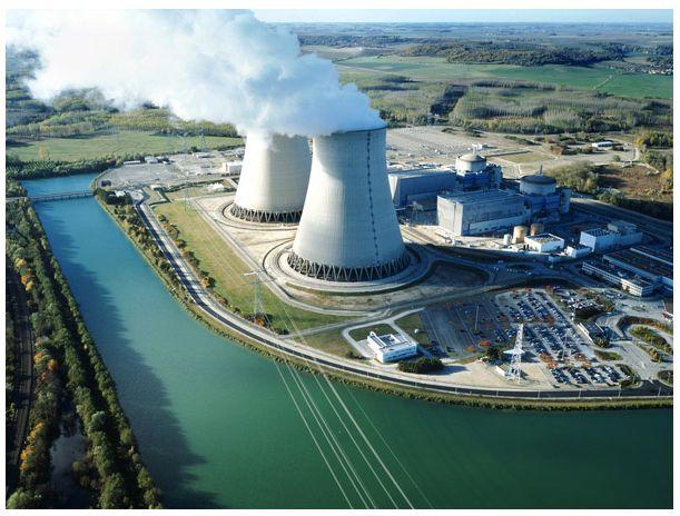 Centrale nucléaire de Nogent sur Marne