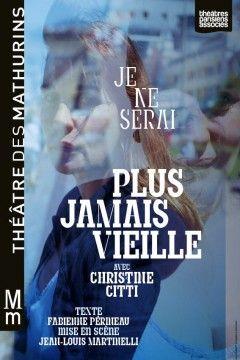 Affiche du spectacle de Jean-Louis Martinelli
