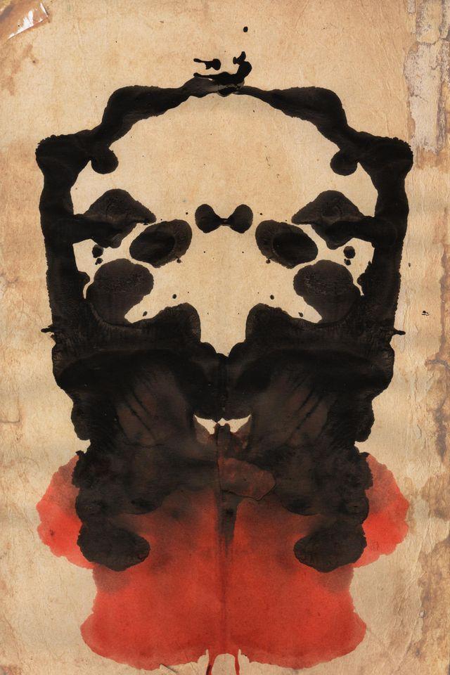 Test de Rorschah de Pierre Deladonchamps