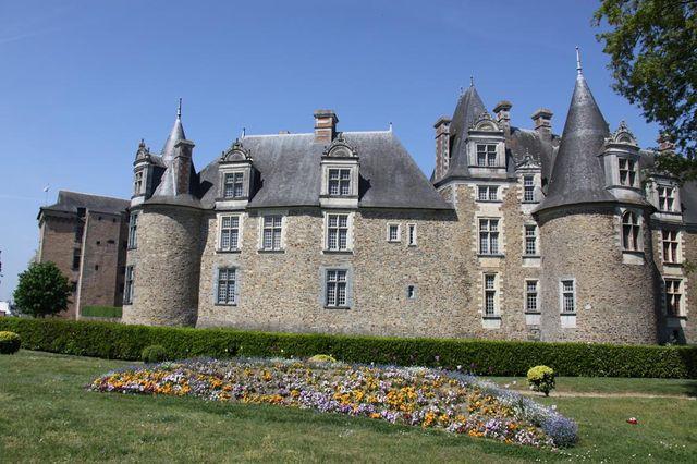 Châteaubriant (Loire-Atlantique) - Château