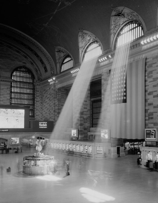 L'intérieur de Grand Central Station, New-York