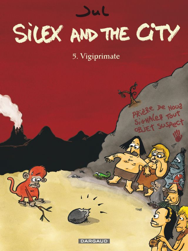Tome 5 de Silex and the city