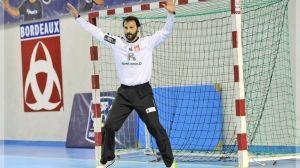 Bruno Pagès fait partie des handballeurs bordelais sur le carreau