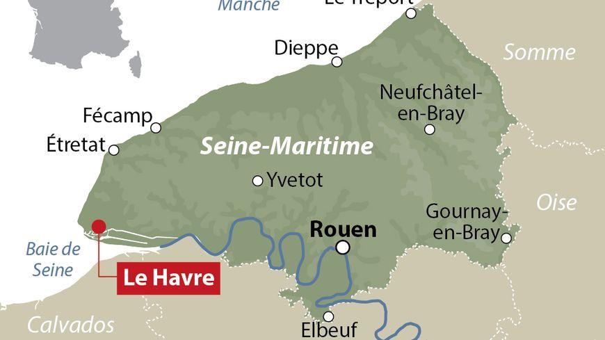 Un homme meurt pendant sa garde à vue au Havre