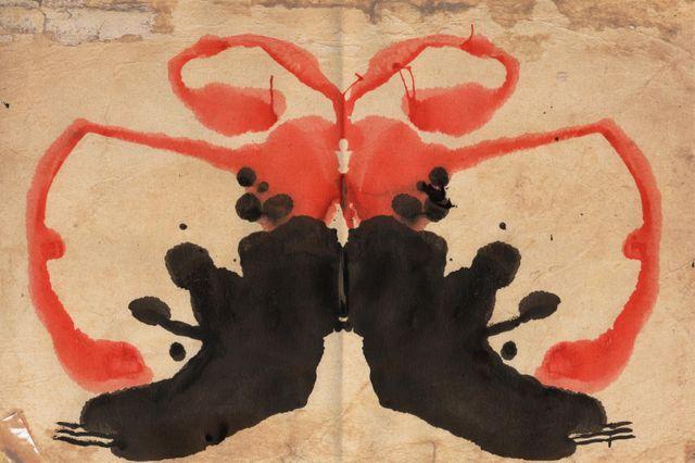 test de Rorschah de Wendy Delorme